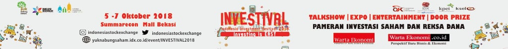 Investival Indonesia Investment Festival 2018: Investing is Easy