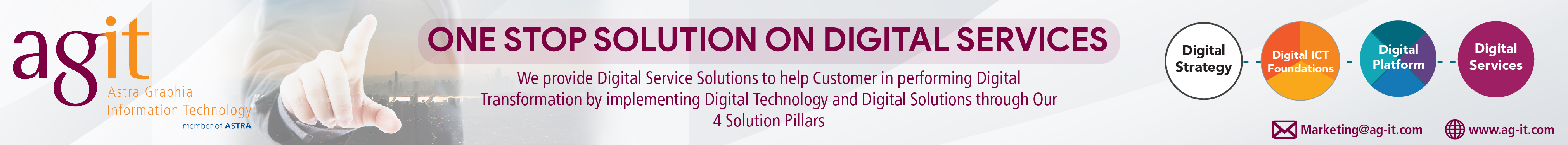 One Stop Solution On Digital Services