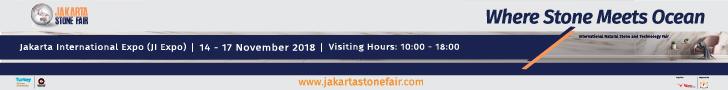 Jakarta Stone Fair 2018