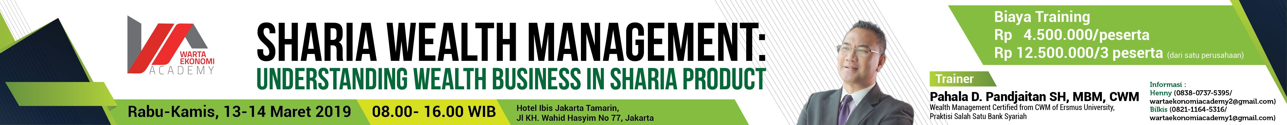 Sharia wealth management