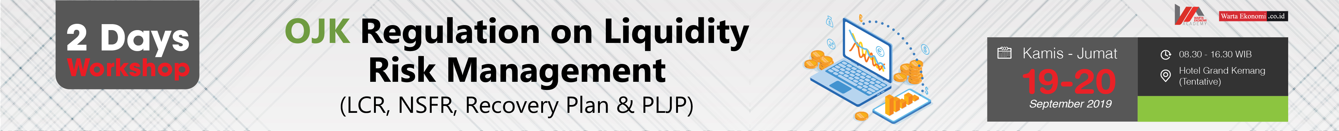 WE Academy: Liquidity Risk Management