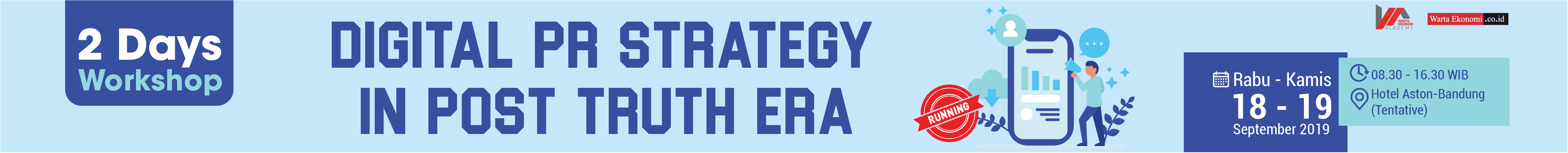 WE Academy: Digital PR Strategy