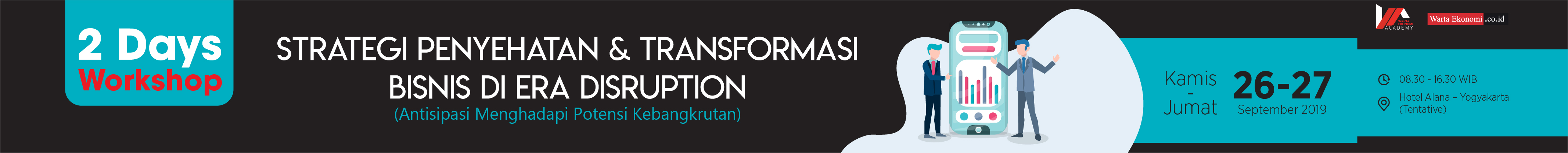 WE Academy: Transformasi Bisnis